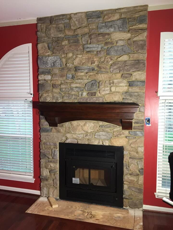 completed fireplace repair projects all pro chimney service 844 rh allprochimney com