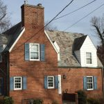 chimney rebuild in Scaggsville, MD