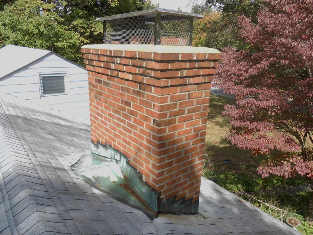 Completed Chimney Repair Projects All Pro Chimney