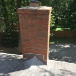 chimney fireplace