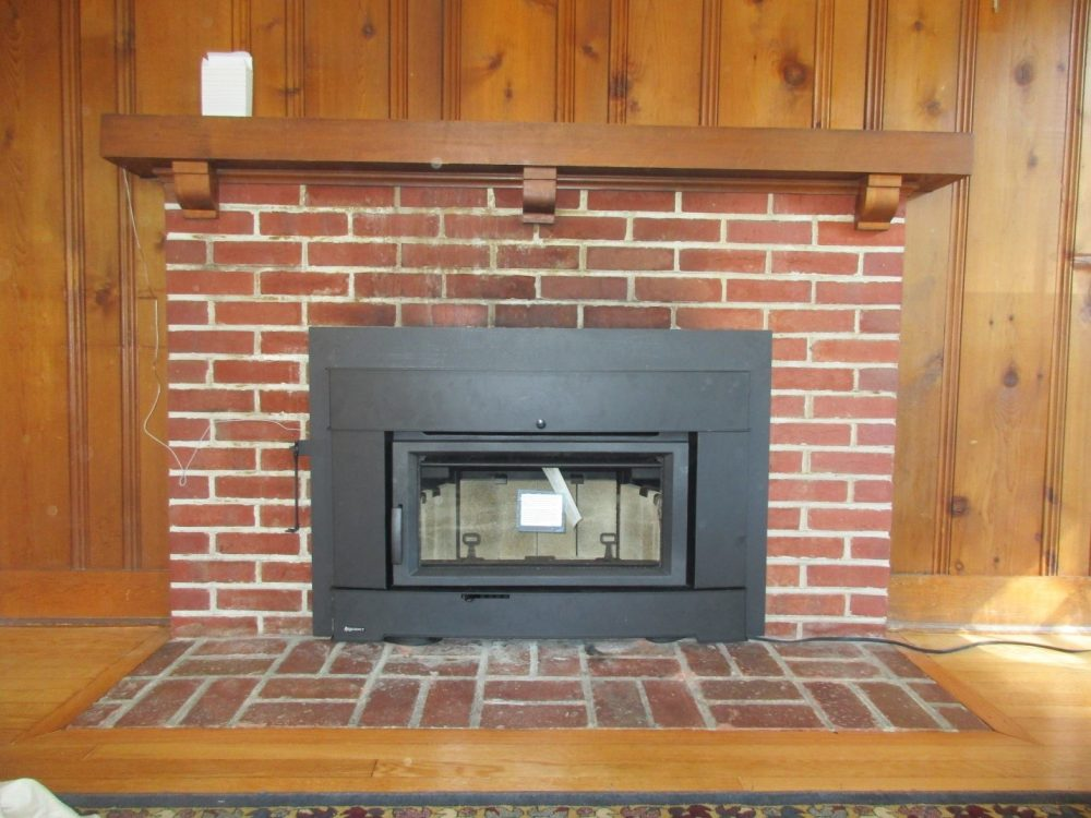 Completed Fireplace Repair Projects All Pro Chimney