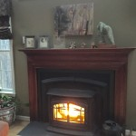fireplace installed in Montgomery County MD