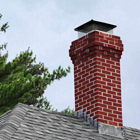 chimney rebuild in Germantown, MD