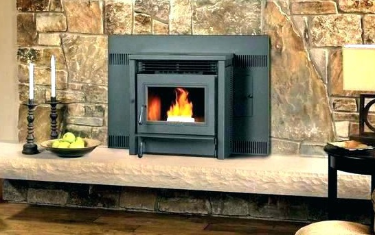 prefabricated fireplace installed in Howard County, MD