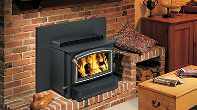 Regency h2100 wood burning fireplace insert