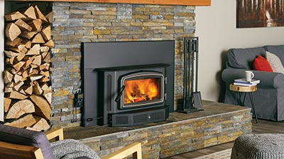 Regency Cascades I2500 Wood burning fireplace Insert