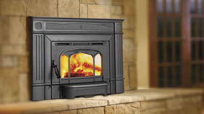 Regency hampton HI200 wood burning fireplace insert