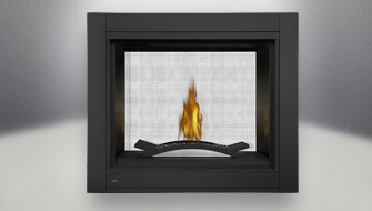 Napoleon Ascent Multi-view gas fireplace