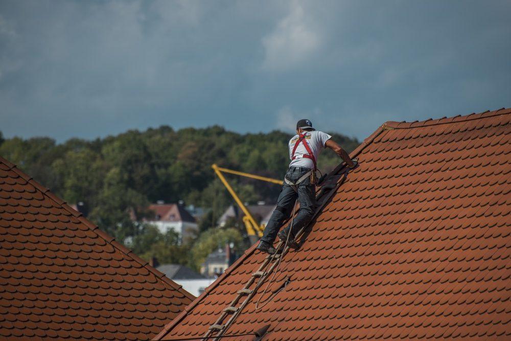 leaking roof in Germantown, MD