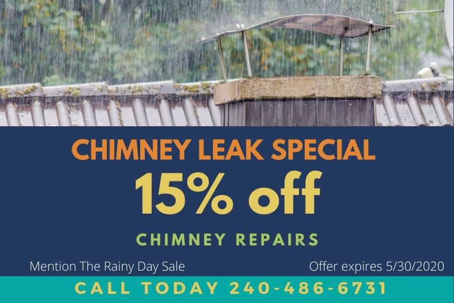 chimney repair discount